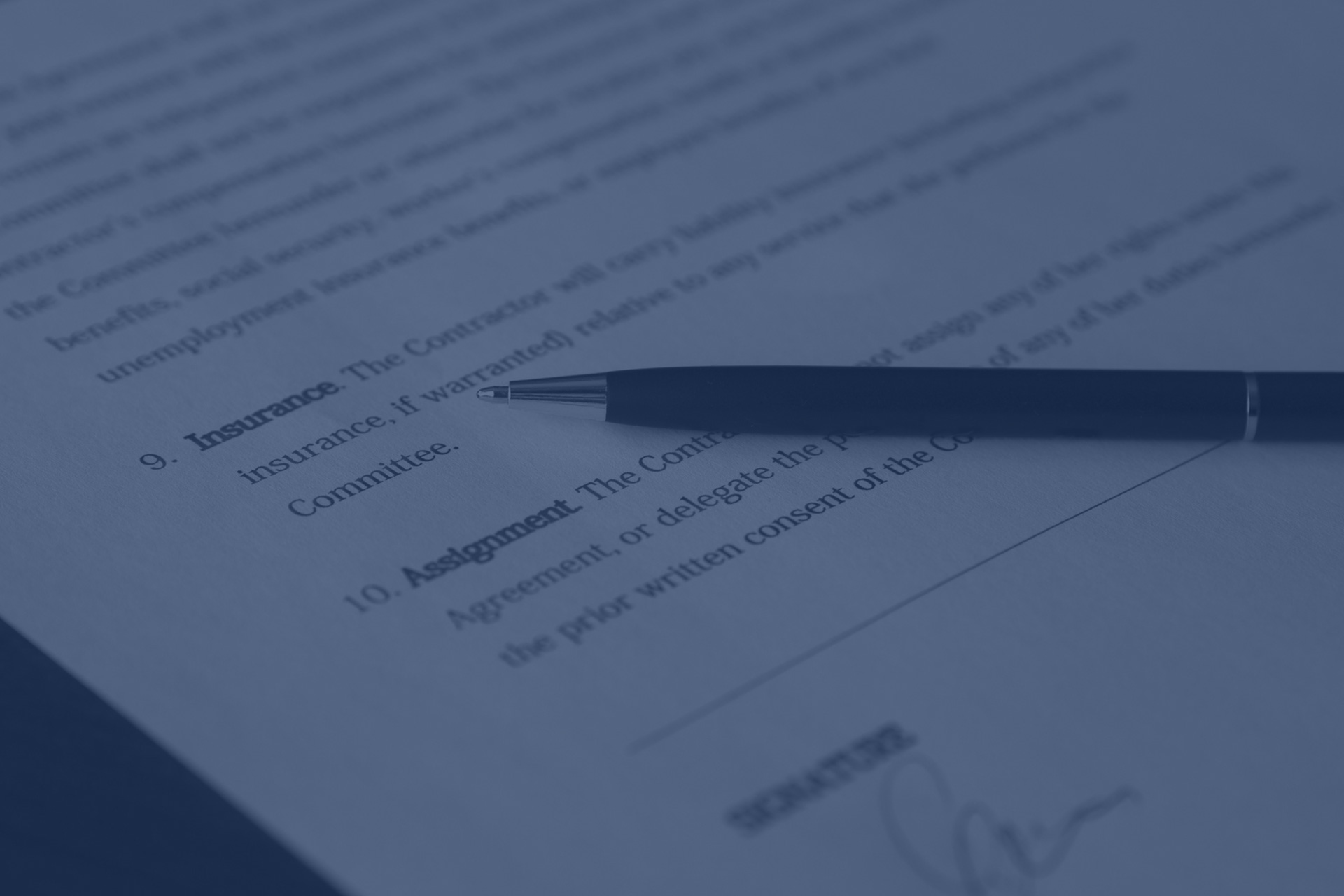 blue-paperwork