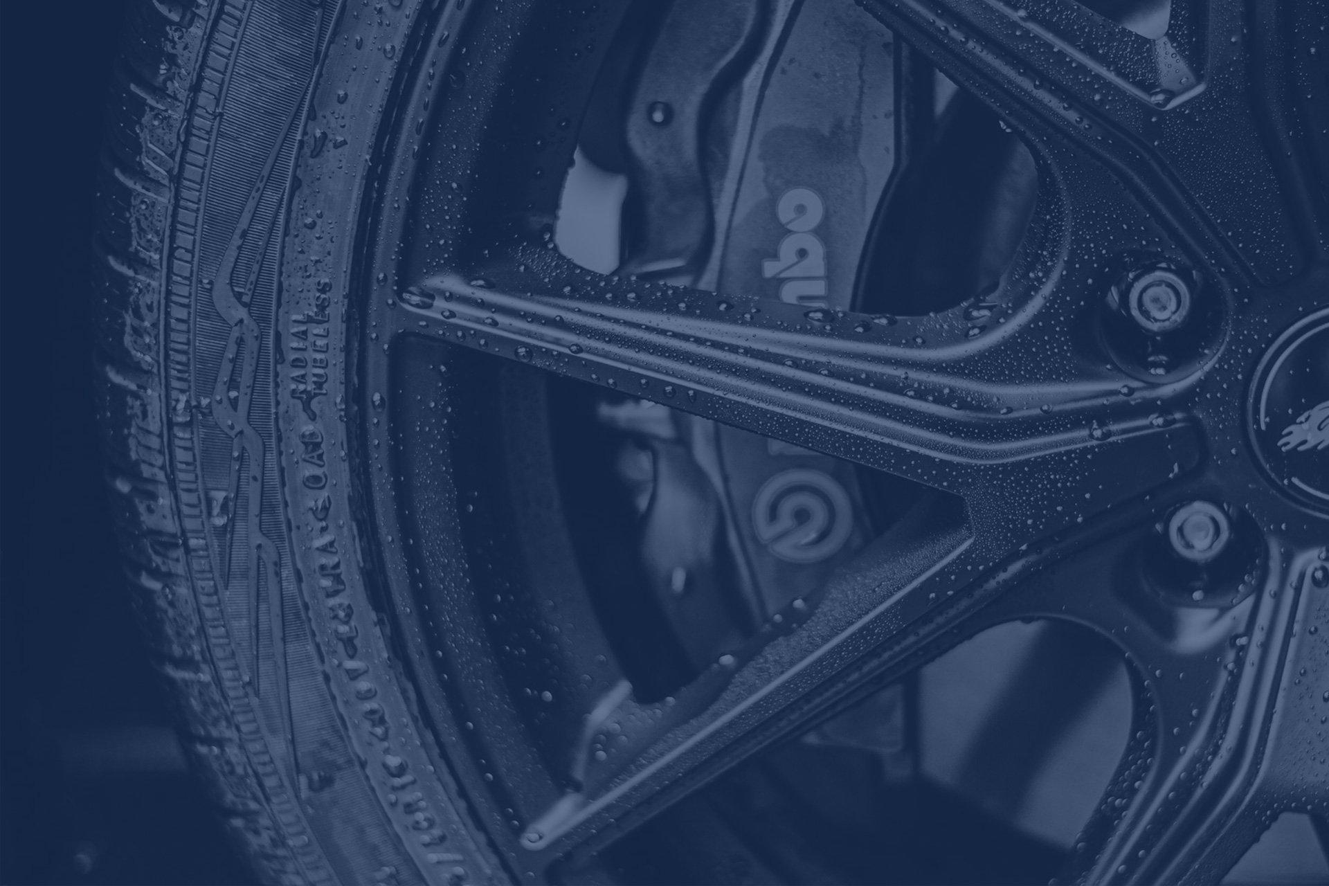 blue-tire